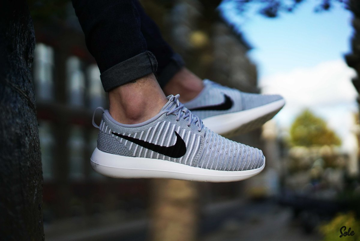 7dcd5596cc2 We ve taken some on foot shots of the Nike Roshe Two Flyknit  http   thesolesupplier.co.uk news nike-roshe-two-flyknit-lands-in-two-fresh- colourways  ...