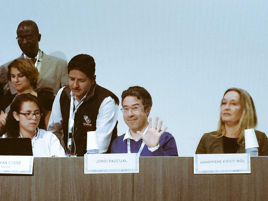 Diálogo sobre cultura en la nueva Agenda Urbana. @jordipascual21. @onuhabitat @Habitat3UN https://t.co/XegD92UTtt