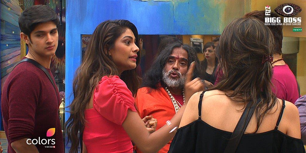 Bigg Boss 10, Day 2 Highlights: Swami Omji Calls Akansha Sharma Characterless And Much More!