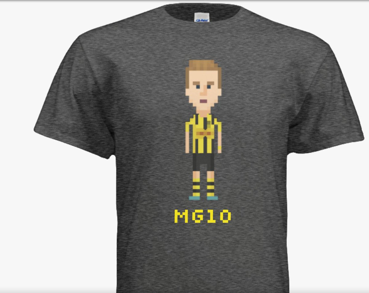 Forever Dortmund T-Shirts are coming soon... #Borussia #BVB #ForeverDortmund pic.twitter.com/9IlTKU1HLA