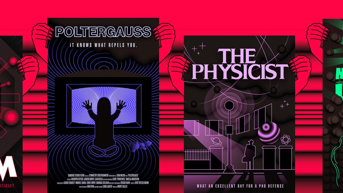 "slac on twitter: ""settle in for a physics-themed #halloween movie"