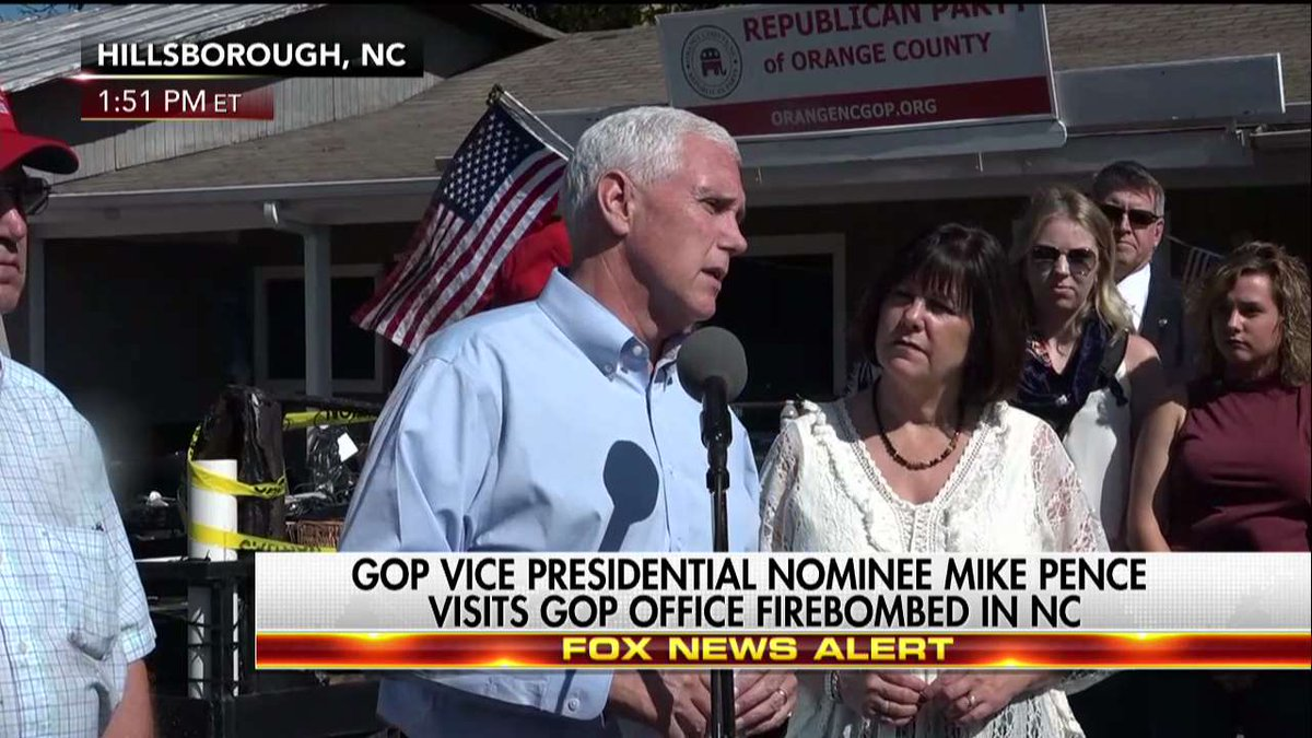 "Fox News on Twitter: "".@mike_pence urges anyone who has ..."