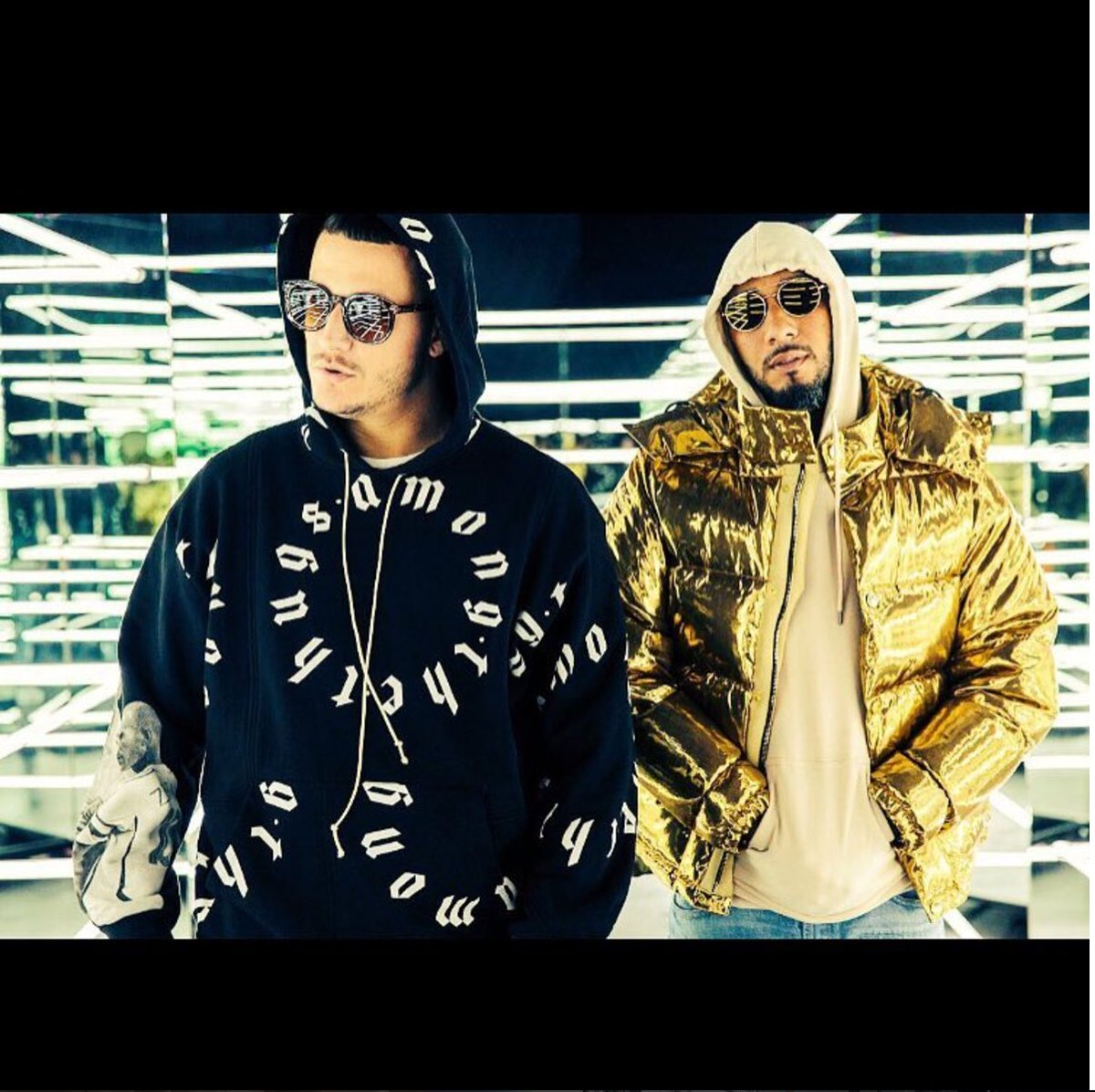 We are SO PUMPED for this @djsnake x @THEREALSWIZZZ new video... https://t.co/DrCVudvQrA