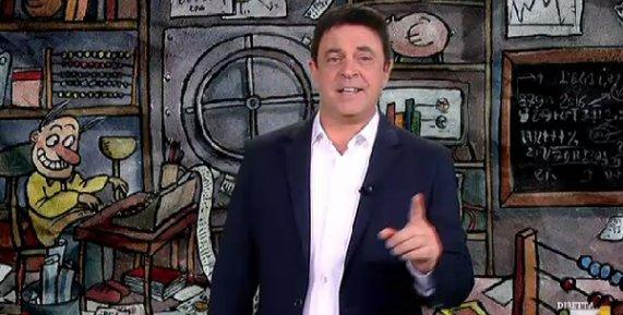 VIDEO Copertina Crozza diMartedì 18/10 (ieri sera): Tasse Equitalia Renzi Condono e Referendum.