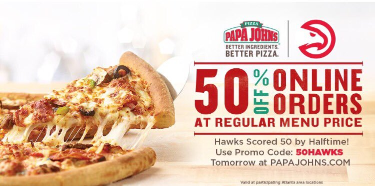 Take a night off from cooking, treat the team to lunch at work, or simplify the menu for your child's birthday party with Papa John's promo codes. Build your own pizza with thick or thin crust and your choice of more than a dozen toppings, including pepperoni, anchovies, black /5(86).