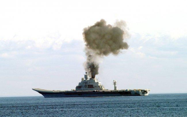 Авианосец ВМФ РФ может быть использован для атак на Алеппо, - Столтенберг - Цензор.НЕТ 3145