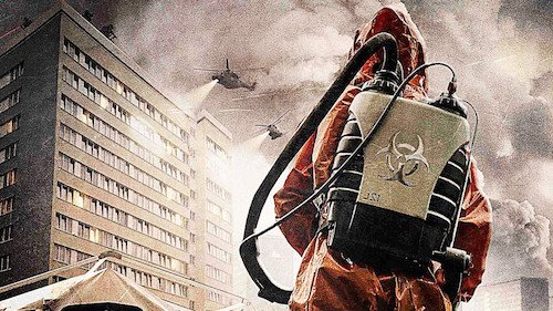 13 CONTAINMENT (2015): A group is *contained* in their apartment complex for mysterious reasons. Eh. Annoyingly vague. #31HorrorFilms31Days https://t.co/EgX0s4Neeu