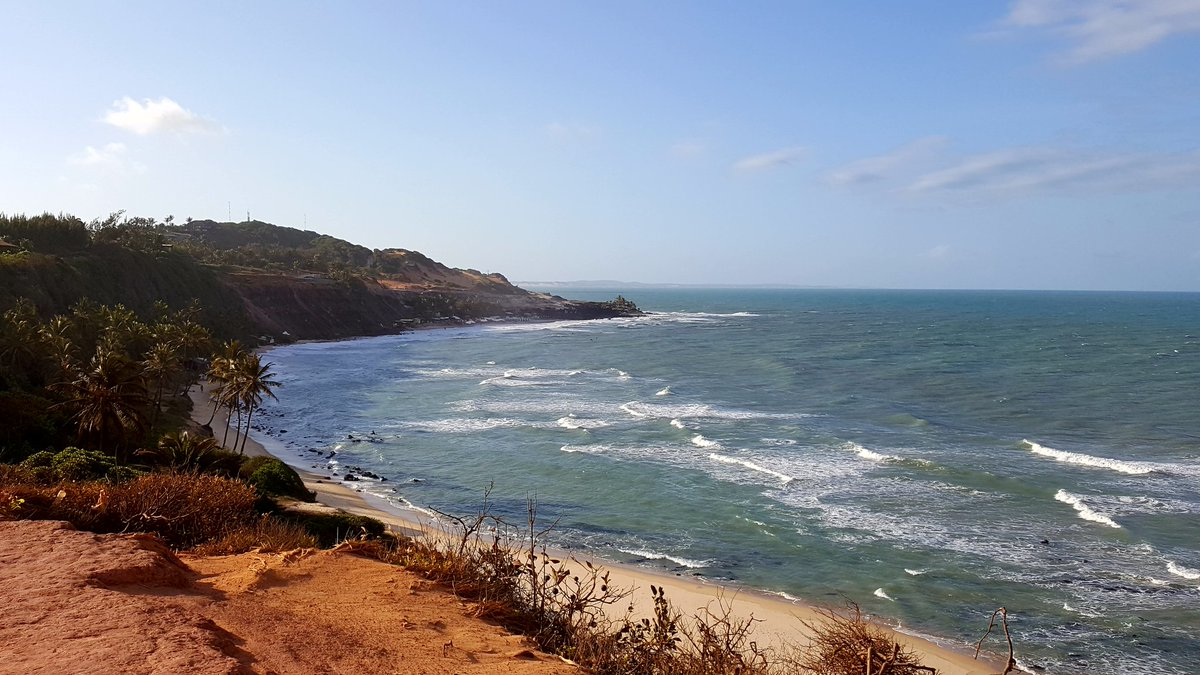 Amazing #Brazil #Natal #PraiadoAmor #Pipa #dimensioneturismo @lagenziaviaggipic.twitter.com/lNfcFh5DF9
