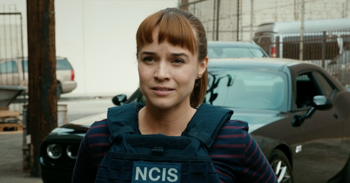 La nell ncis The Real