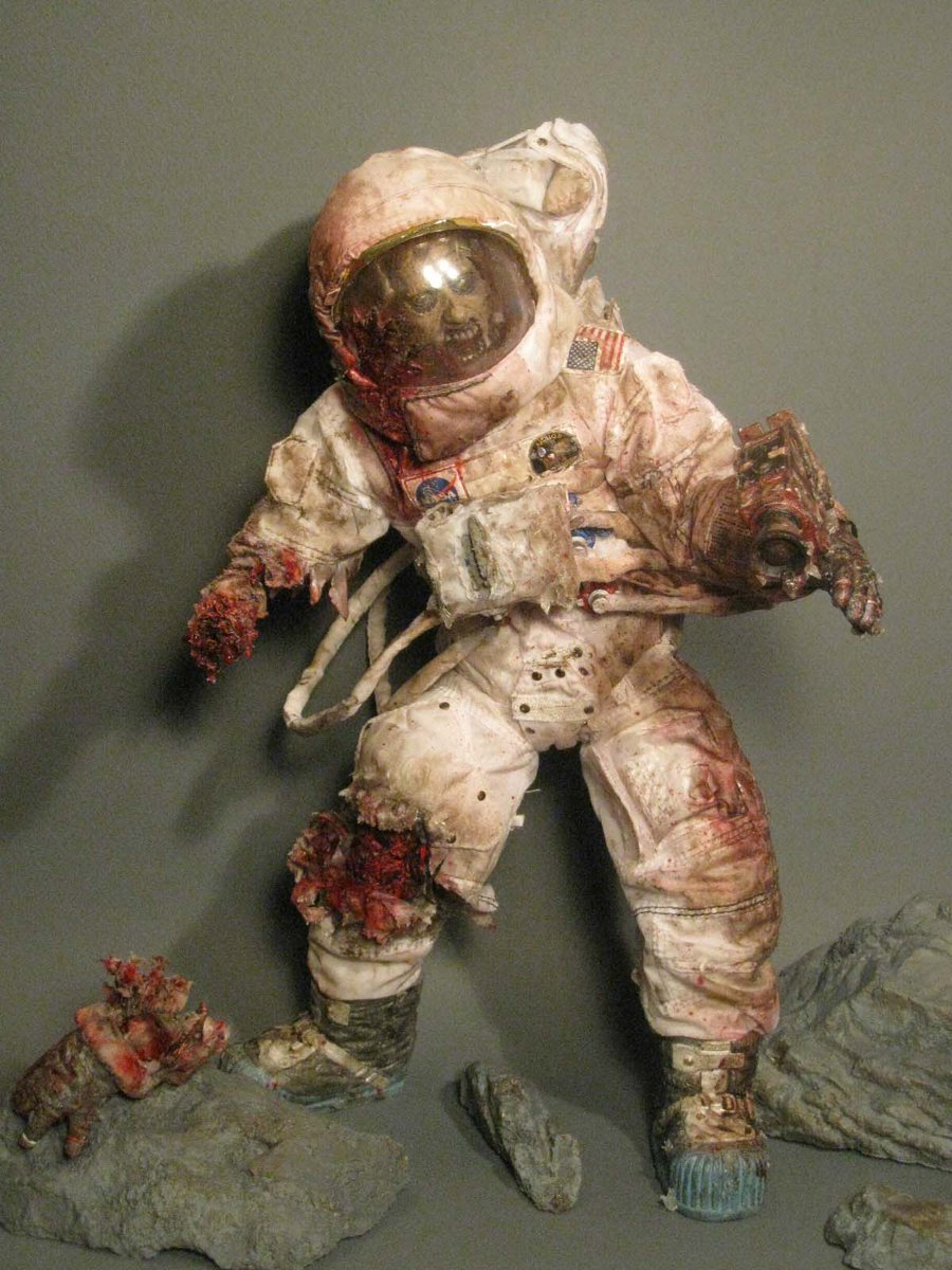 "Barbarella on Twitter: ""los astronautas zombies de Ben ..."