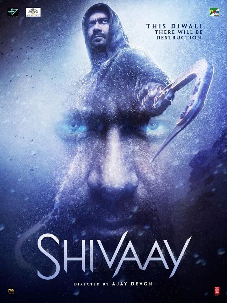"""sillymonks bollywood on twitter: """"9 days to shivaay @ajaydevgn"""