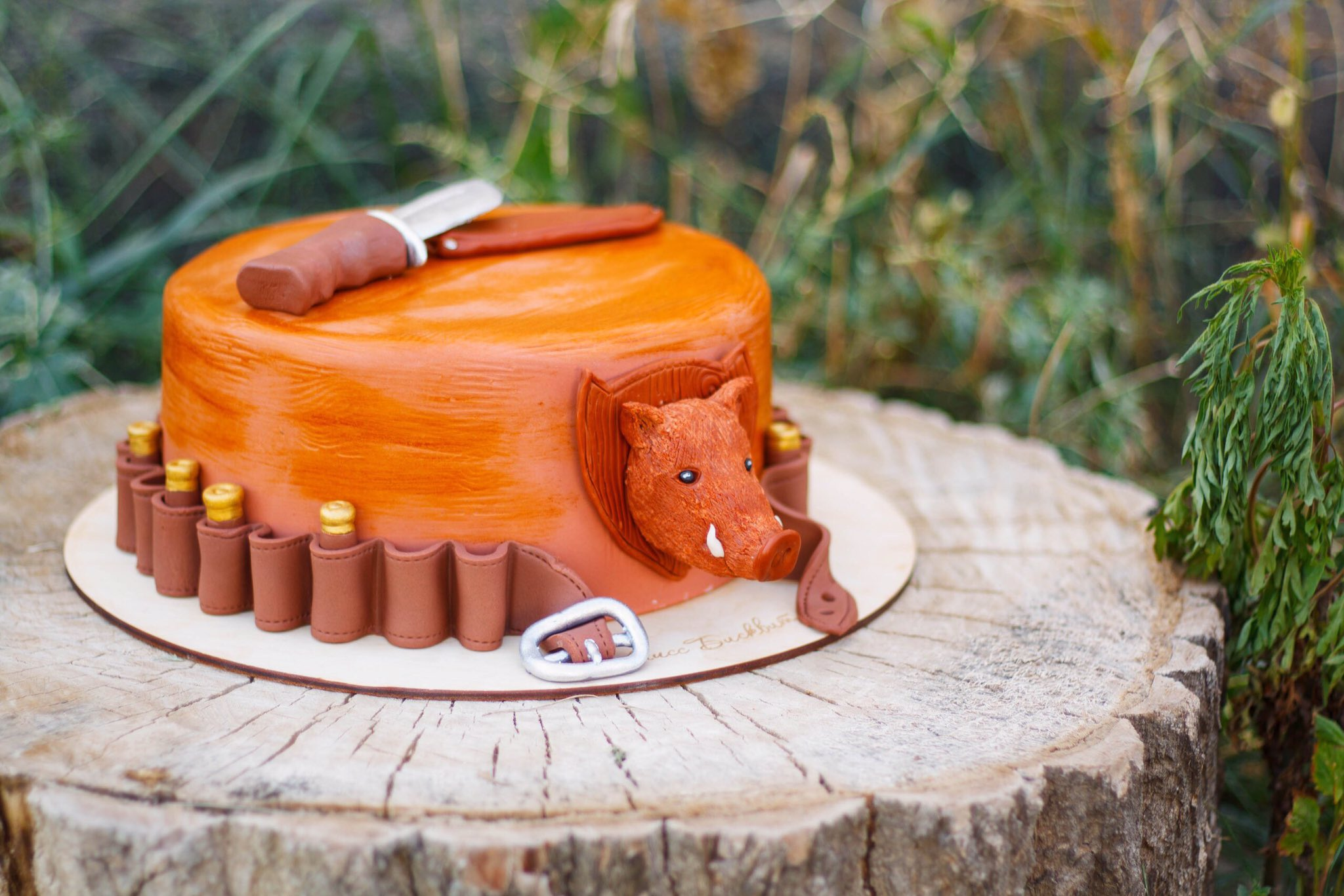парню какой торт для охотников фото девушка черкасова