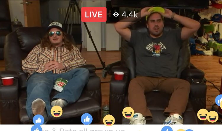 @BarstoolBigCat @PFTCommenter a trucker & a camp counselor talk sports https://t.co/71fDtM3eS3