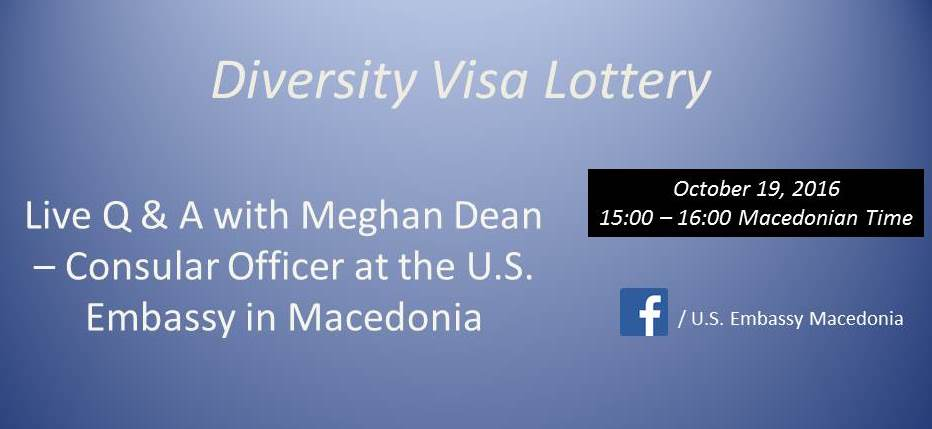 US Embassy Macedonia on Twitter: