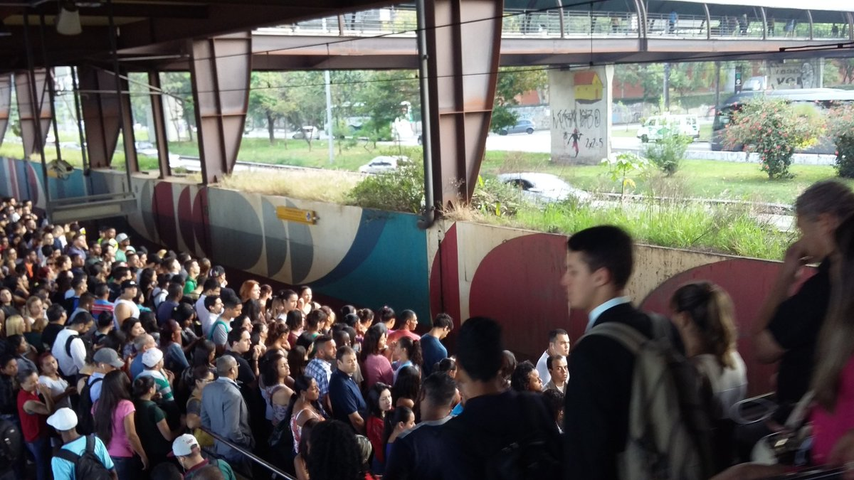 Estação Santo Amaro (Foto: Andressa)