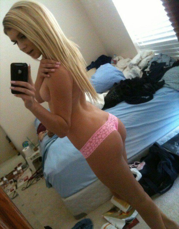 Nude Selfie 8964