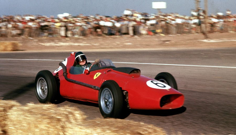 #History Oct 20th 1958 Mike #Hawthorn won the #F1 #WDC Remember this great #driver ? https://t.co/KRIgB8uPyD #RealF1 #Legends #OTD