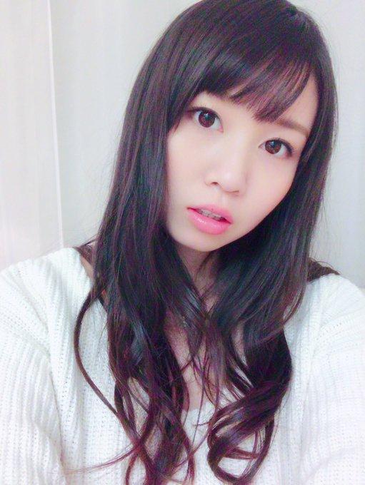 AV女優夢乃あいかのTwitter自撮りエロ画像12