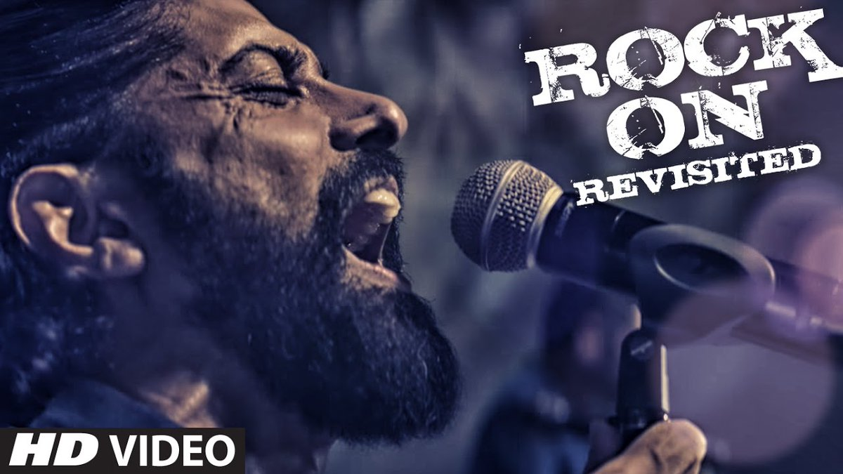 Rock On 2 trailer is MAGIKal