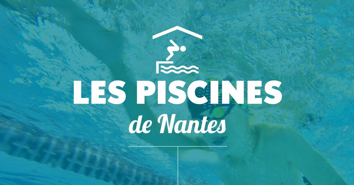 Ville De Nantes On Twitter Piscine Petite Amazonie Fermeture