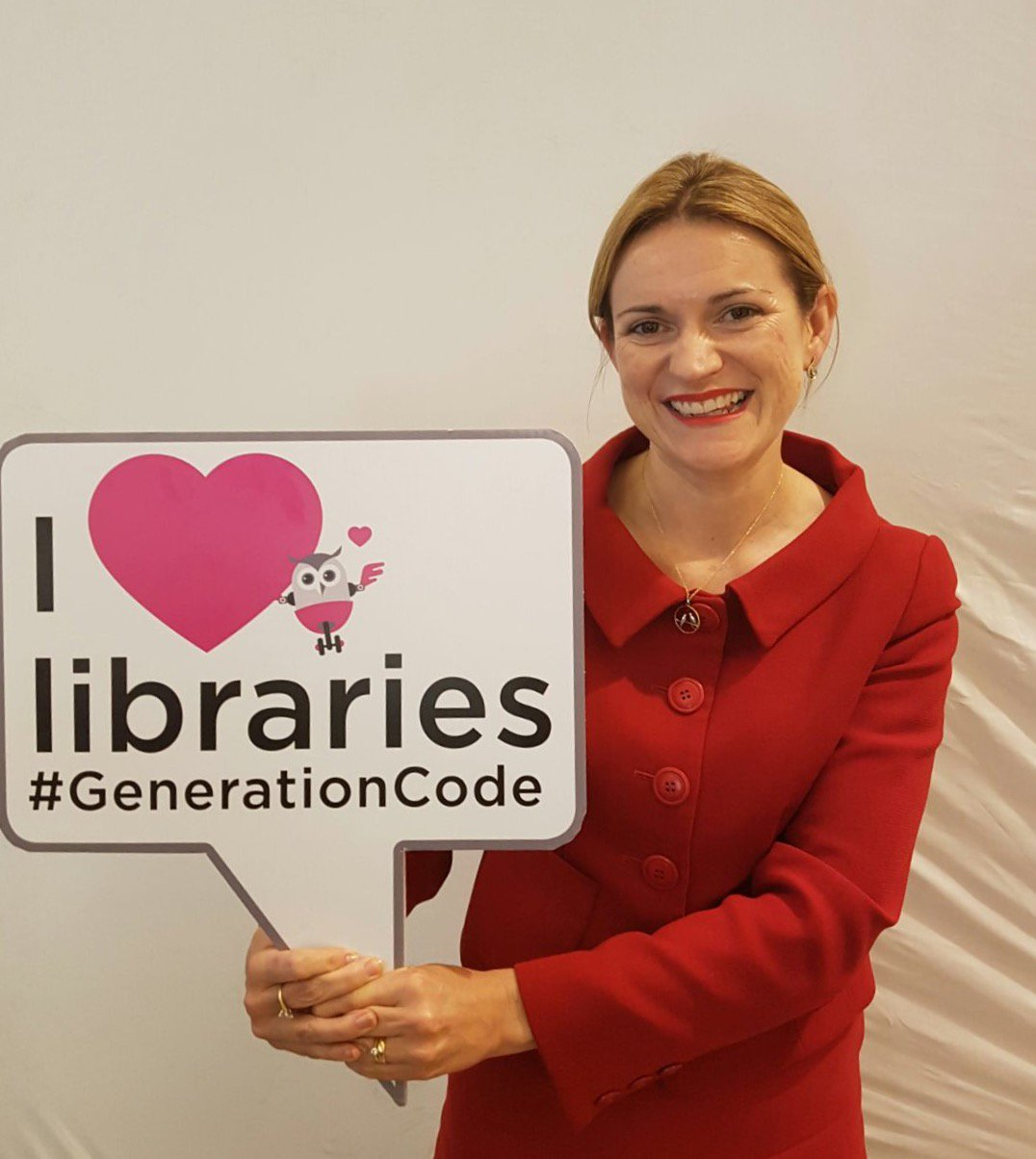 Last night was thrilled to launch MEP Library Lovers Group. If you support libraries join us at https://t.co/4rXjsAikVs @LibrariesEU https://t.co/VIrDzp6Tm9