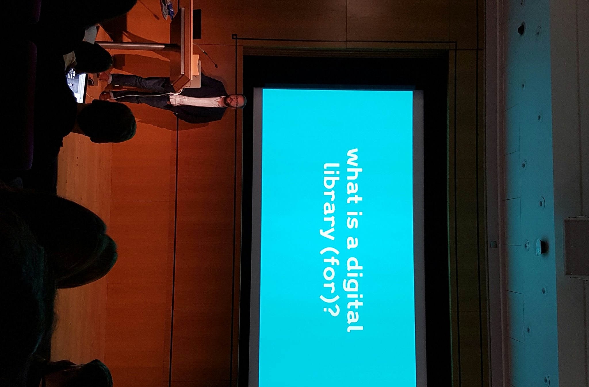 First up, @derivadow introducing @ExploreWellcome/@WellcomeLibrary. #musetech16 https://t.co/fCNT56LW56