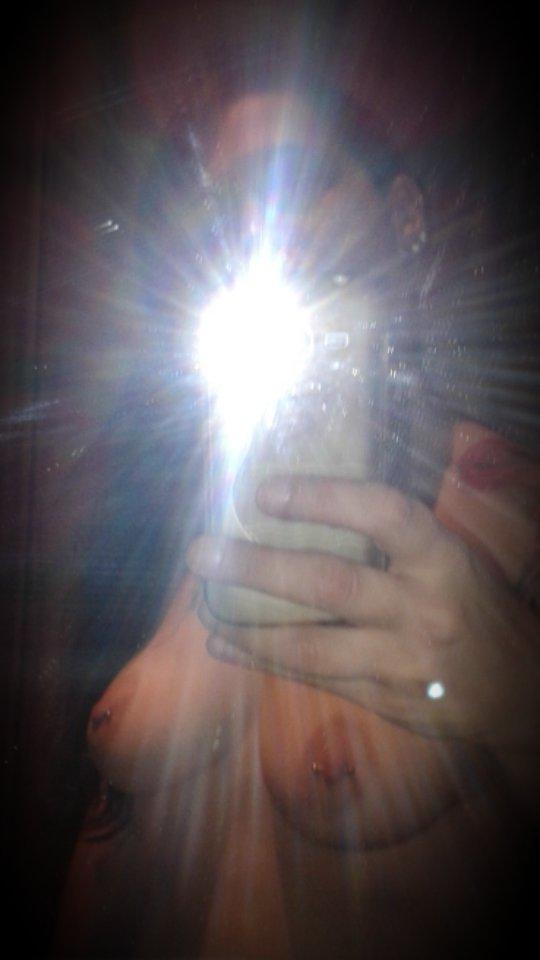 Nude Selfie 8994