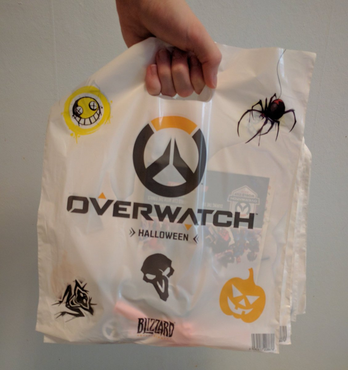 """overwatch central on twitter: """"blizzard have sent us a load of"""