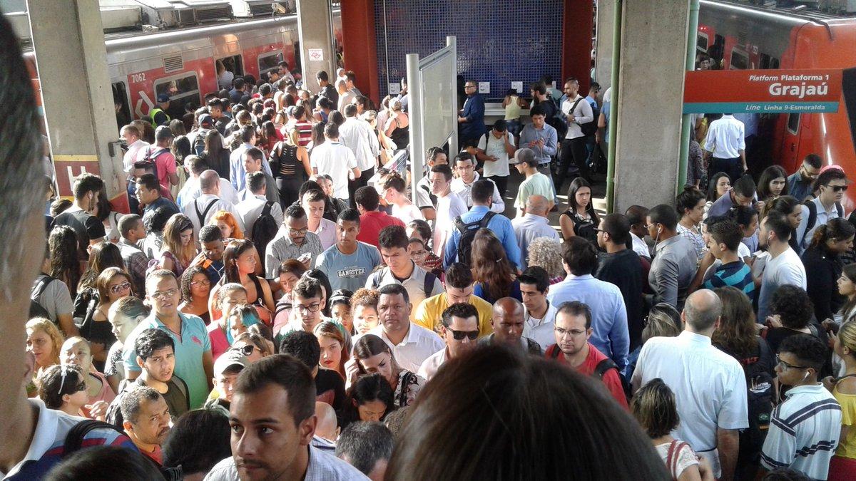 Estação Pinheiros (Foto: Júlio Toyama)