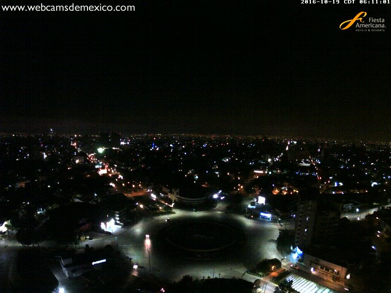 La temperatura actual en la ciudad es de 18°C y en las afueras es de 16°C. (6:11 AM) #Guadalajara https://t.co/IDOiDcOlCG
