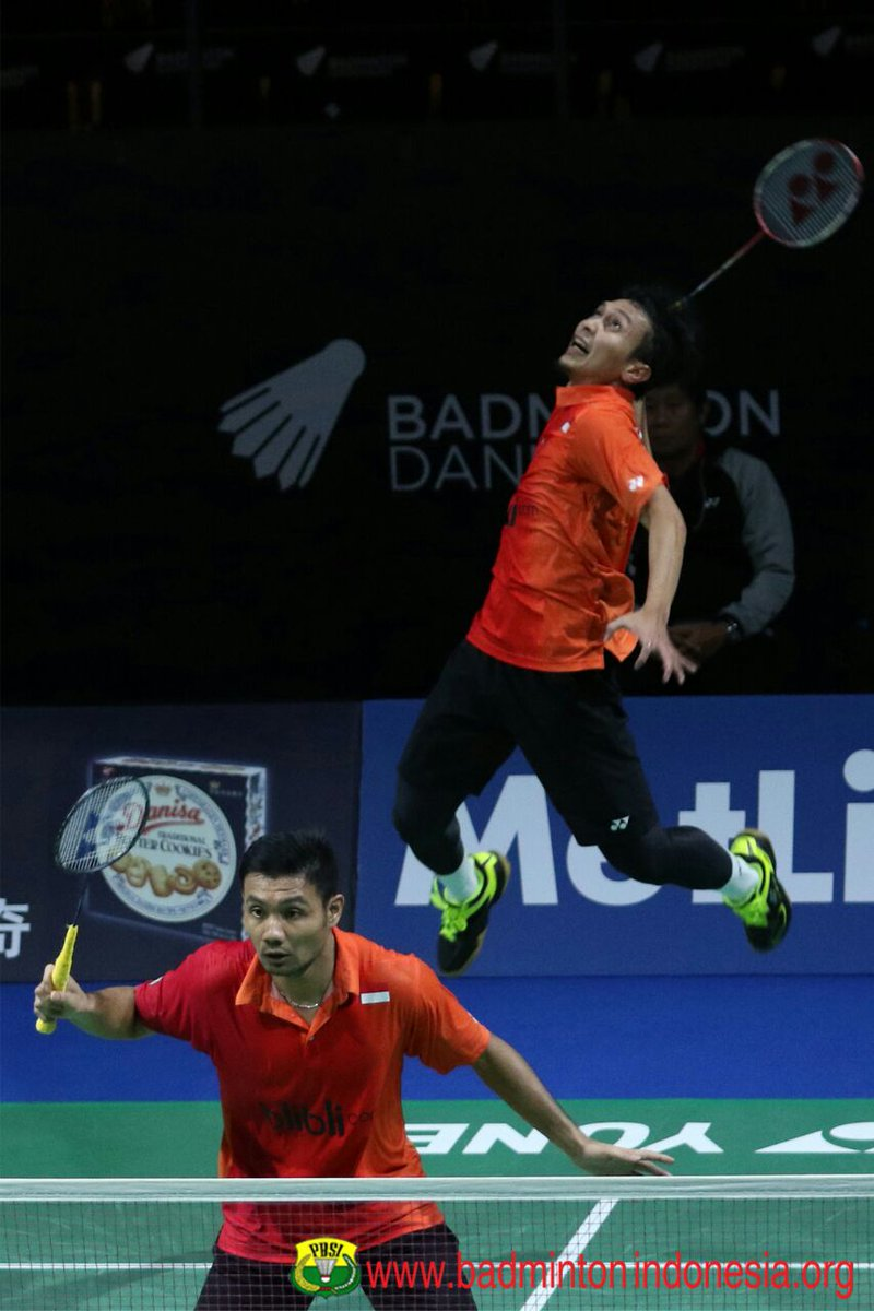 "Ahsan Hendra Fans on Twitter ""Mohammad Ahsan Berry Angriawan"