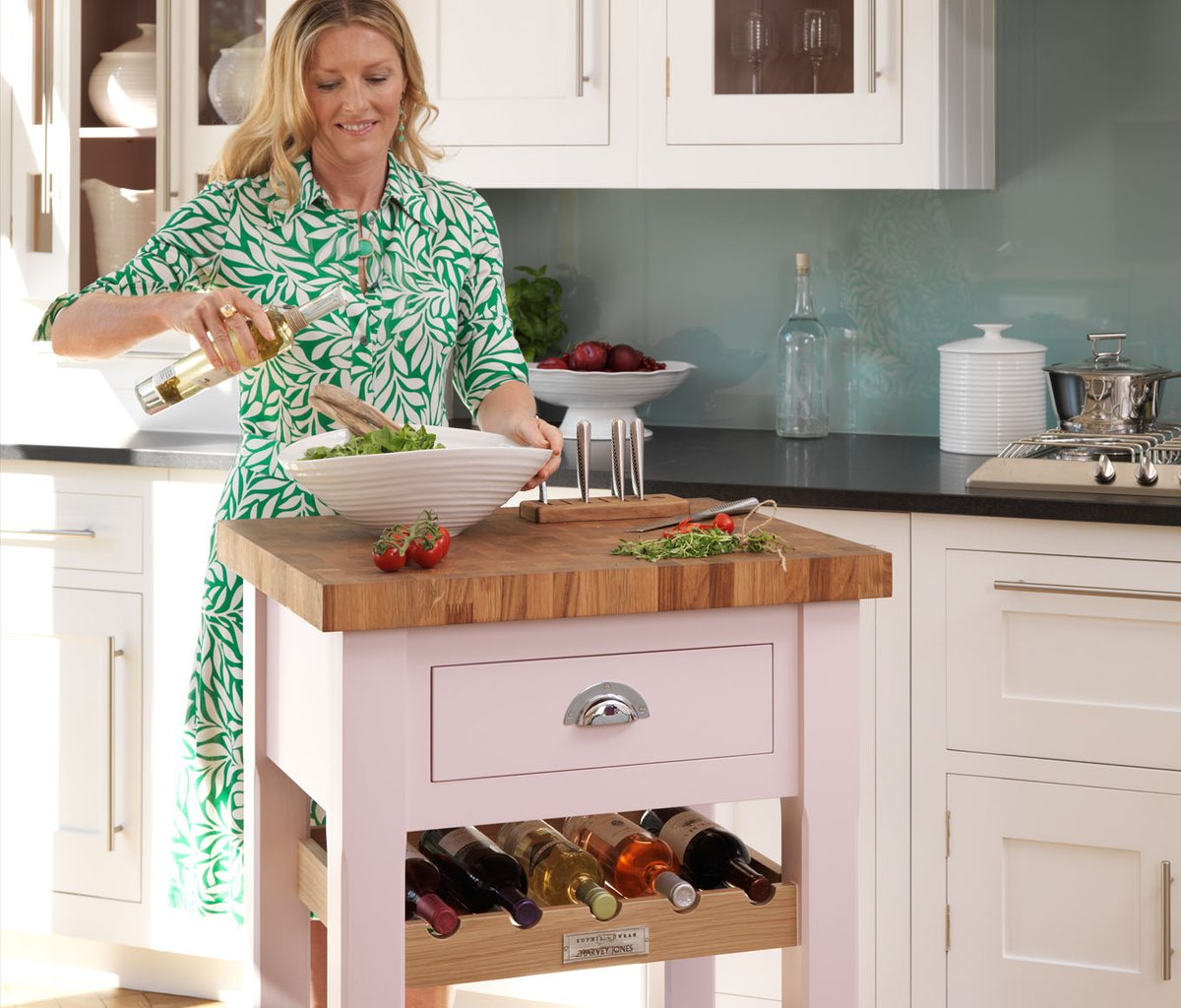 Your kitchen as when you need it http www harveyjones com our kitchens extras the cooks companion by sophie conran pic twitter com utve6e48k5