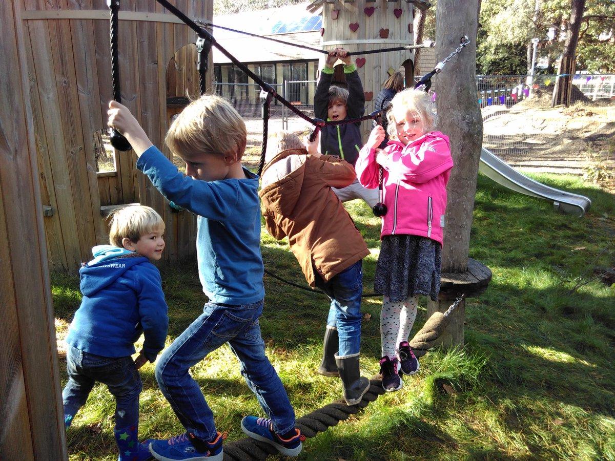 Kerckebosch Zeist On Twitter De Nieuwe Speeltuin Is Geopend Er