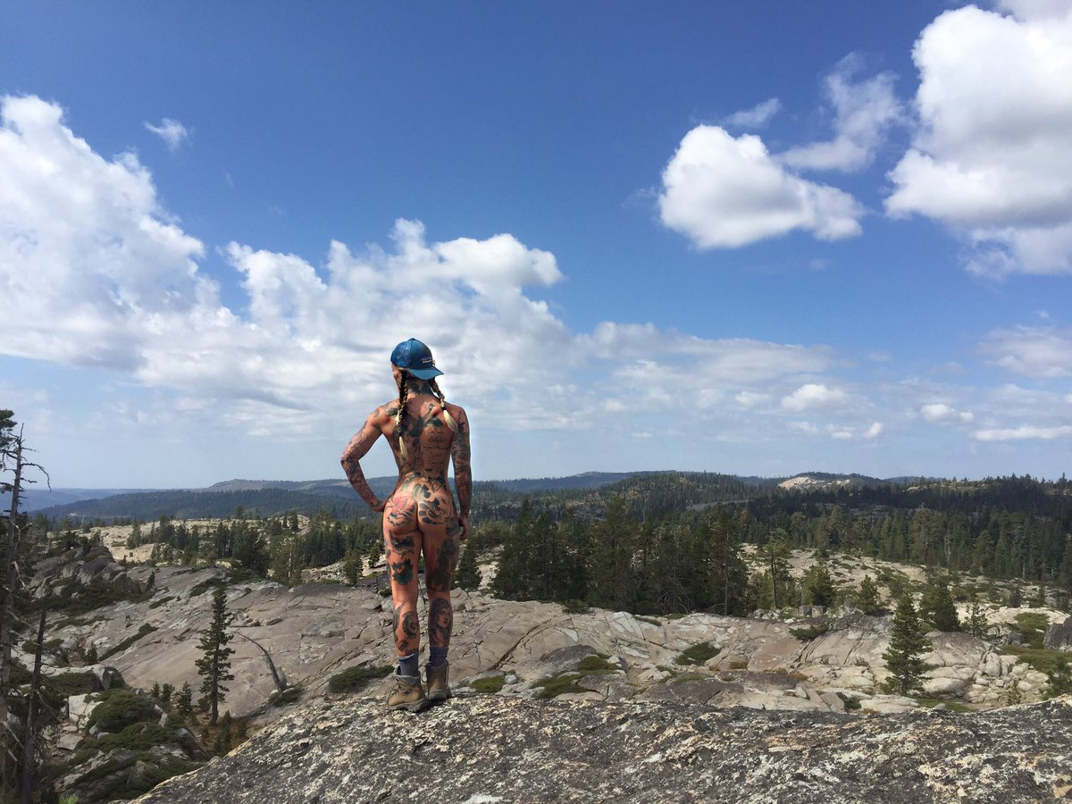 Nude in national park images 138