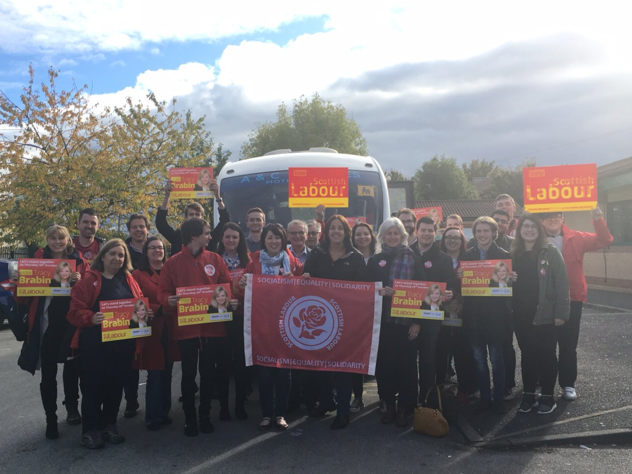 Thumbnail for #Batleybus-Scottish Labour on tour...