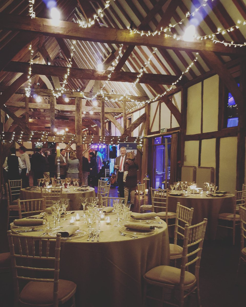 RT @CarolineSPhoto @ISOS_Marquees Great networking event @LoseleyPark last night. Thank you @caperandberry for the lush food.