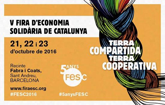 Celebrem #5anysFESC i ho fem amb un programa de luxe a la #FESC2016 . Mireu, mireu >>>>>> https://t.co/Dl9Jk04lbe https://t.co/cITvhovXtA