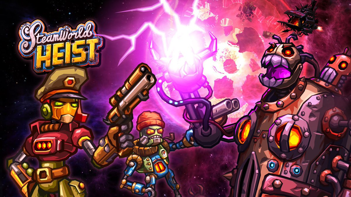 mark elinsky krambo twitter steamworldheist hits wii u in america tomorrow to celebrate we re giving away three digital copies rt and reply for a chance to win pic com