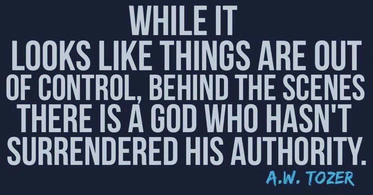Image result for there is a god who hasn't surrendered his authority