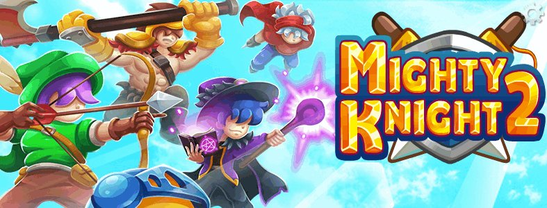 Thumbnail for Mighty Knight 2