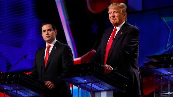 (LA Times) #Marco #Rubio&#39;s warning to Republicans over WikiLeaks: &#39;Tomorrow it could be..  http://www. inusanews.com/article/121734 91511/marco-rubio-republicans-wikileaks-tomorrow-warning &nbsp; … <br>http://pic.twitter.com/vXJXRMx821