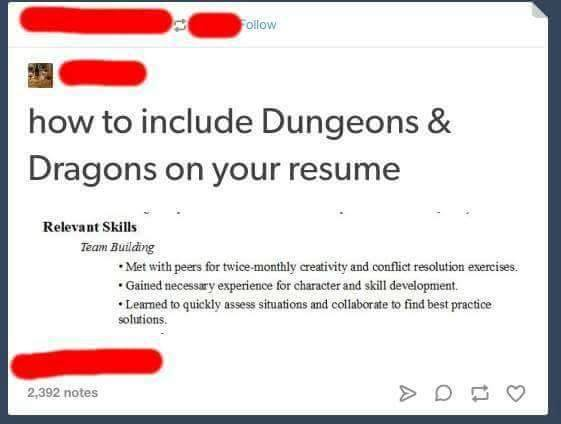 Ethan Gilsdorf On Twitter How To Include Dungeons Dragons On