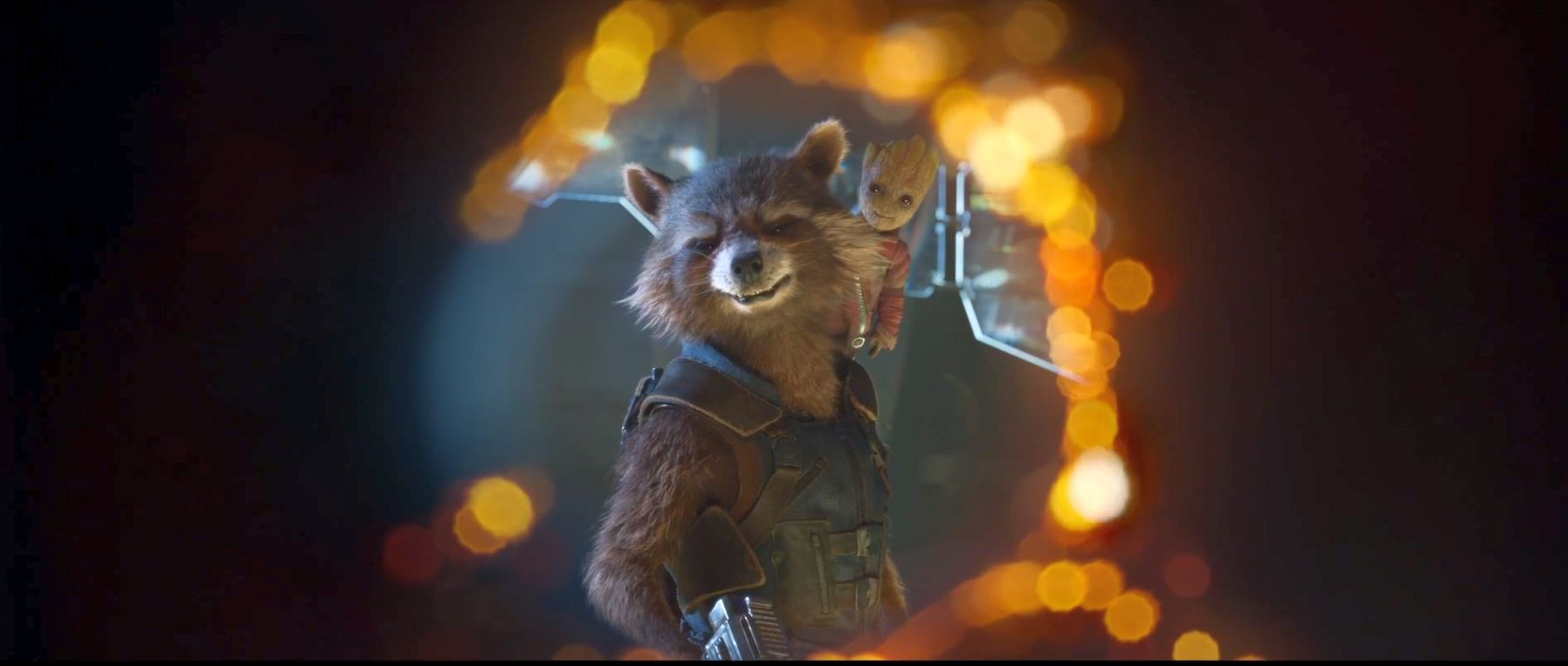 First Guardians of the Galaxy Vol. 2 Teaser Trailer 4