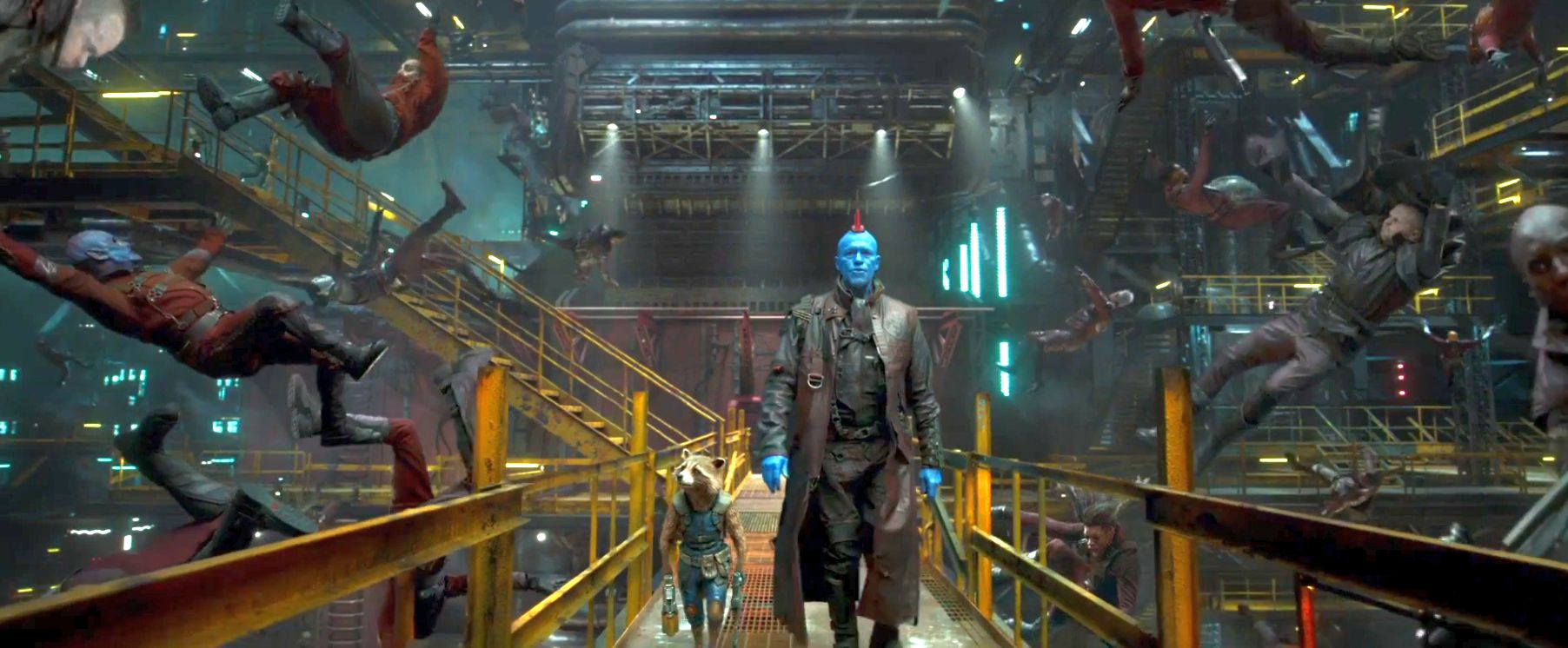 First Guardians of the Galaxy Vol. 2 Teaser Trailer 3