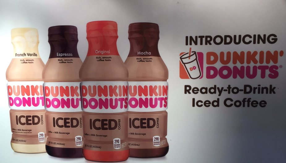 Darren Rovell On Twitter Dunkin Donuts Coming After The Ready To Drink Coffee Market In Supermarkets Starbucks Has Reached 1B Annual US Sales