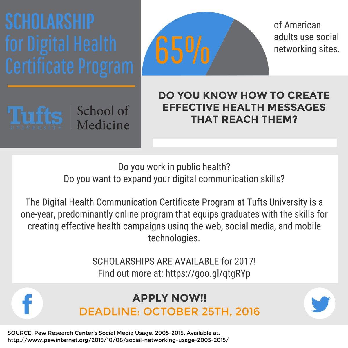 Tufts School Of Medicine On Twitter Work In Public Health