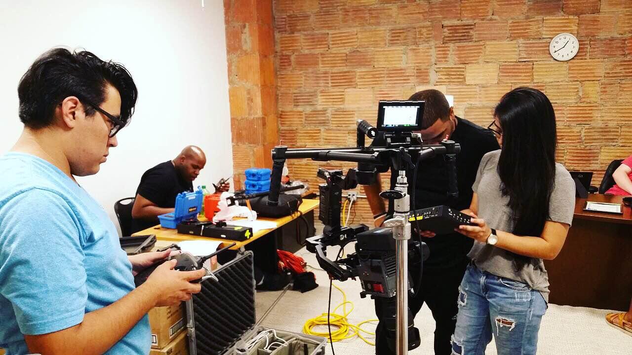 Digital Film Academy On Twitter Students Of Dfa Filming