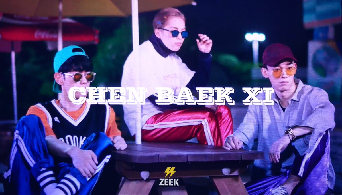 Image result for chenbaekxi exo sub unit breaking news