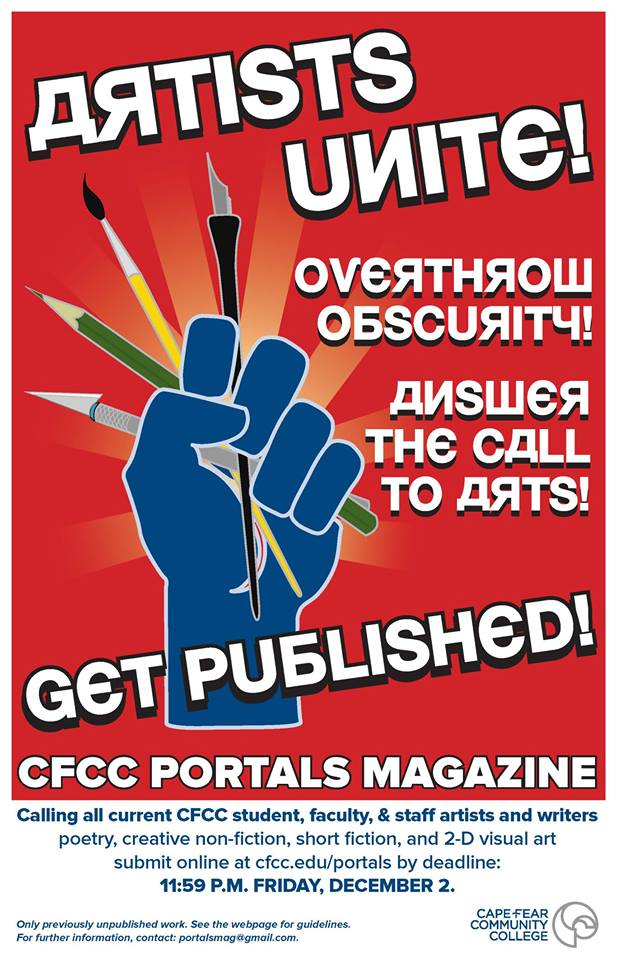 cfcc creative writing