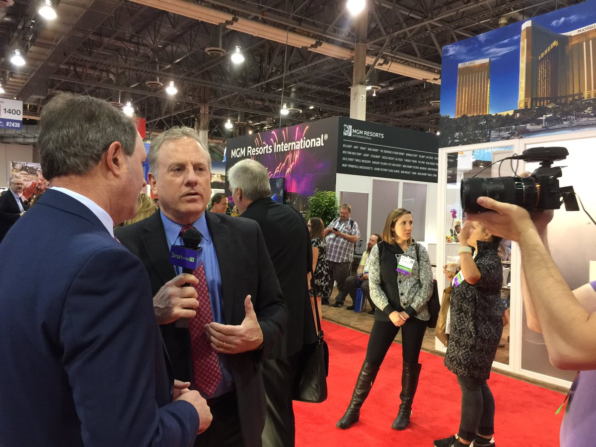 Let's talk business in #Vegas with @IMEX_Group @SmartMeetings and @meyerlv. #imex16 https://t.co/JdkVhkrSQK